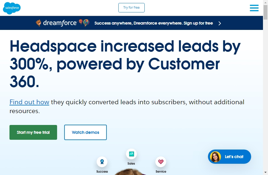 14 Examples of SaaS Websites With Fantastic Designs 17
