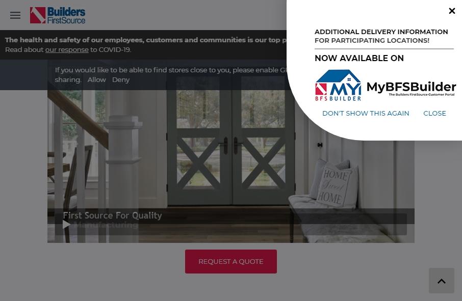 Builders Website Design 17