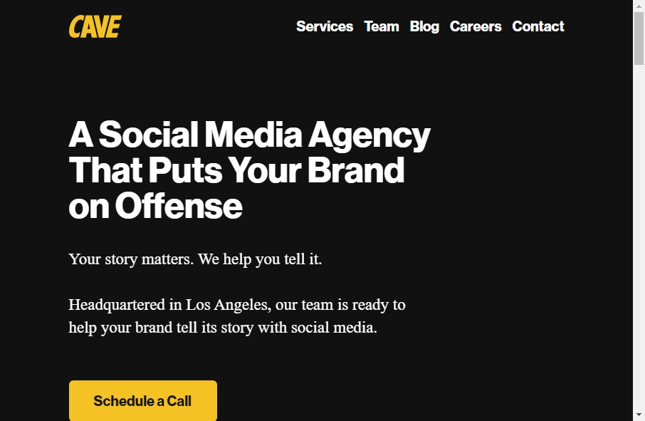 15 Examples of Social Media Websites With Fantastic Designs 17