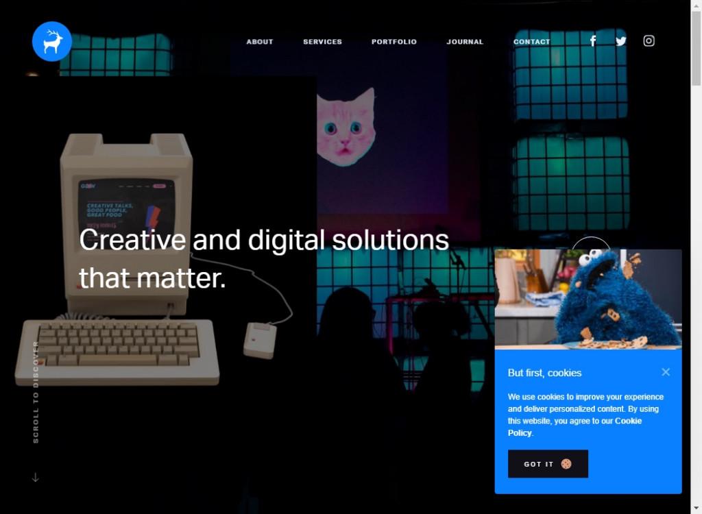 13 Beautifully Designed Video Websites 18