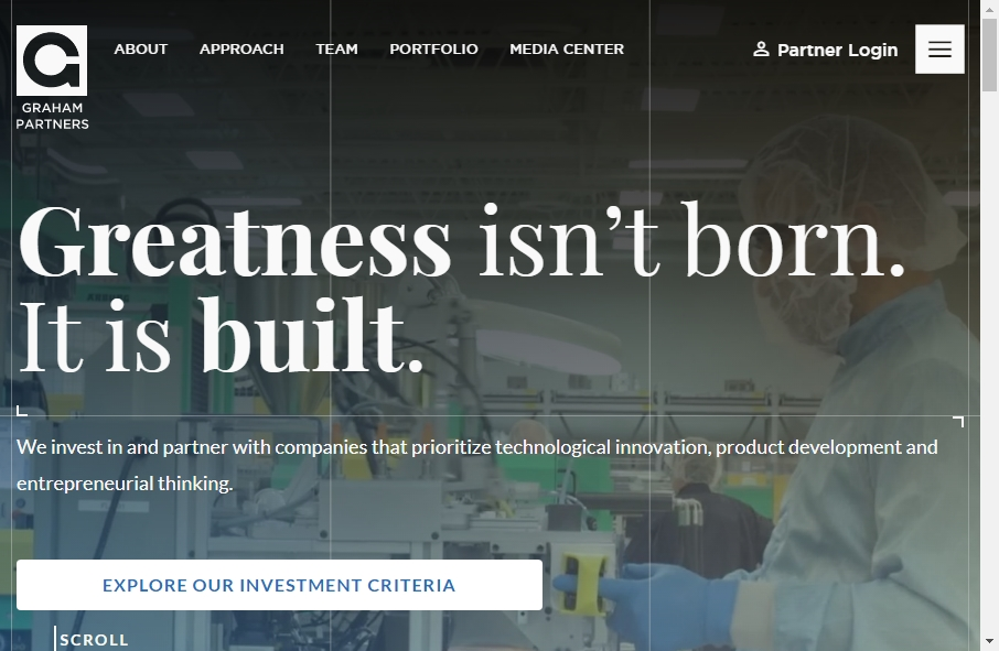 18 Private Equity Website Examples to Inspire Your Site 18