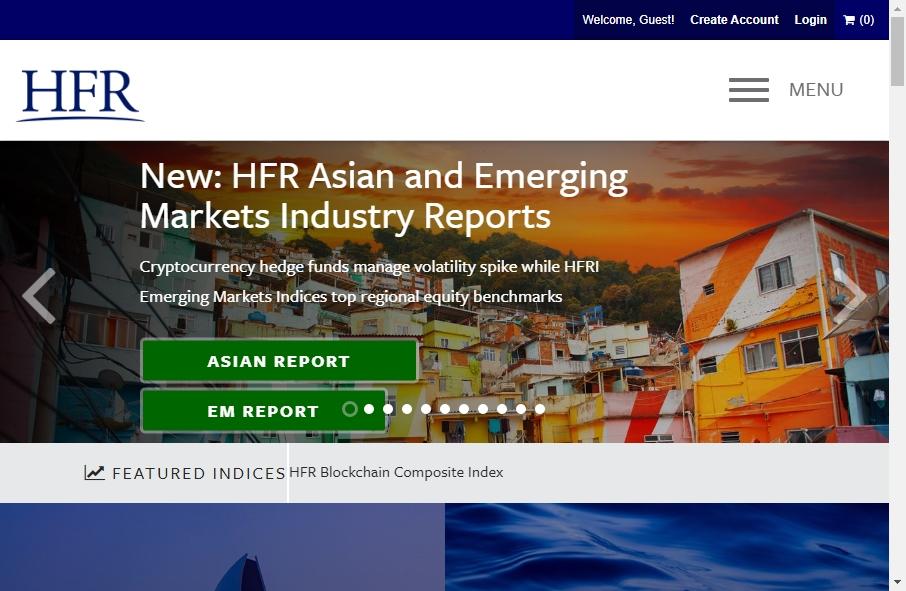 Hedge Fund Website Design 18