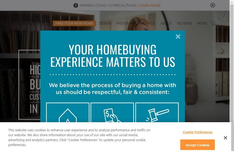 Home Builder Websites Examples 18