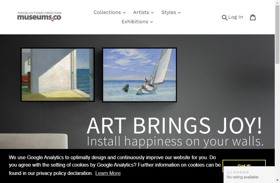 14 Amazing Museum Website Design Examples in 2021 17