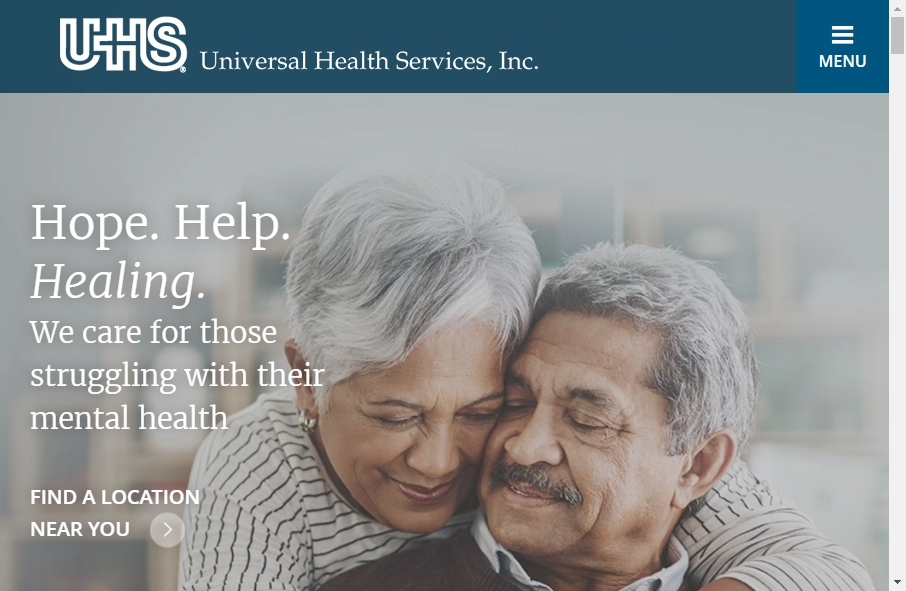 11 Examples of Hospital Websites With Fantastic Designs 17