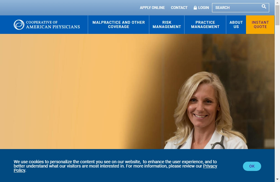 14 Physicians Website Examples to Inspire Your Site 18