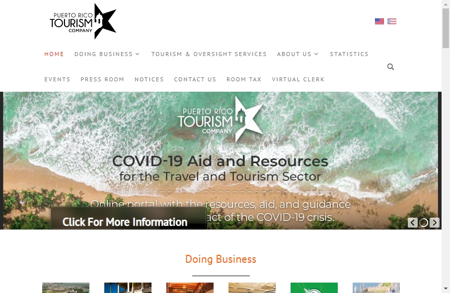 17 Examples of Tourism Websites With Fantastic Designs 18
