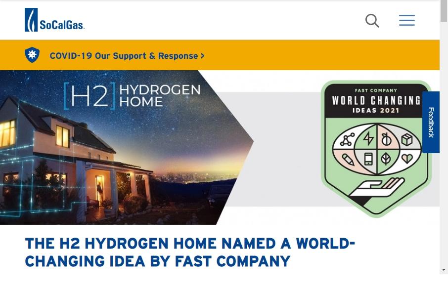 14 Amazing Energy Website Design Examples in 2021 17