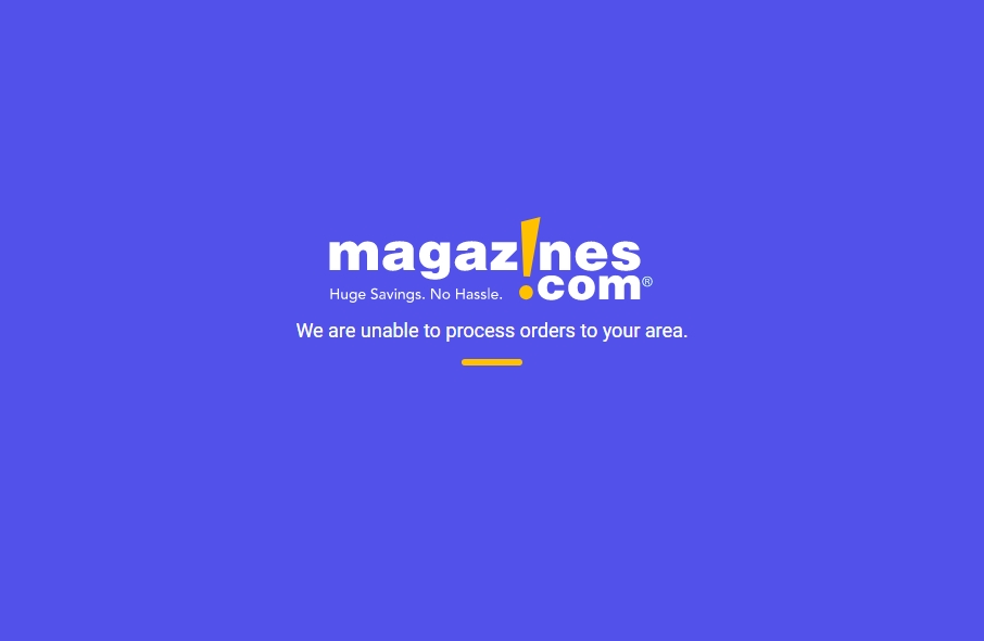 Magazine Website Design 17
