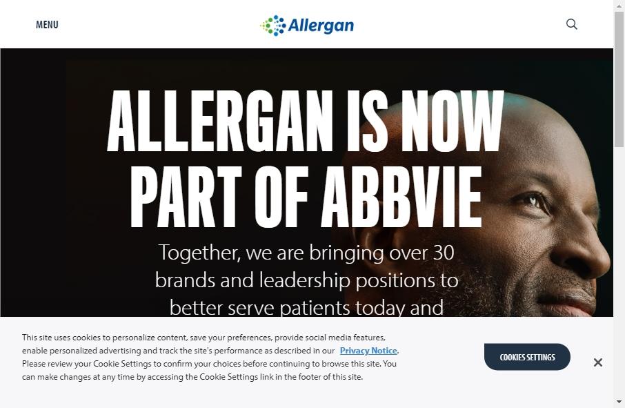 14 Best Pharmaceutical Website Design Examples for 2021 18