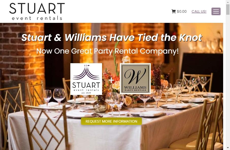 Rental Website Designs 18