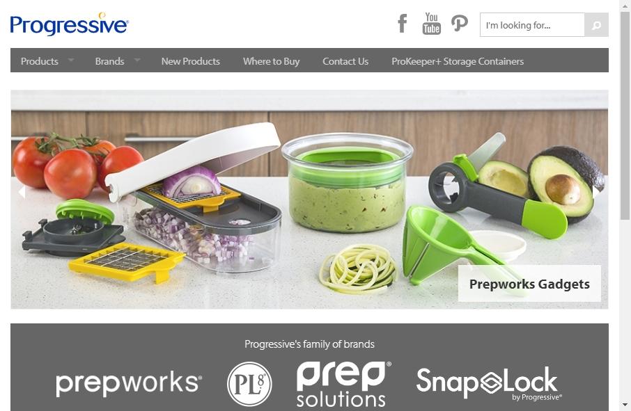 Examples of Inspirational Progressive Websites 17