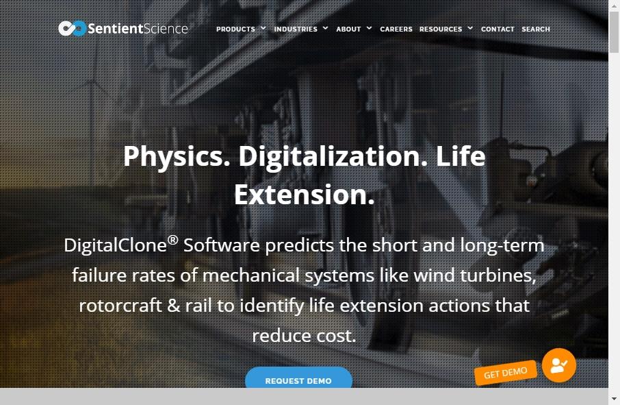 10 Amazing Science Website Design Examples in 2021 18
