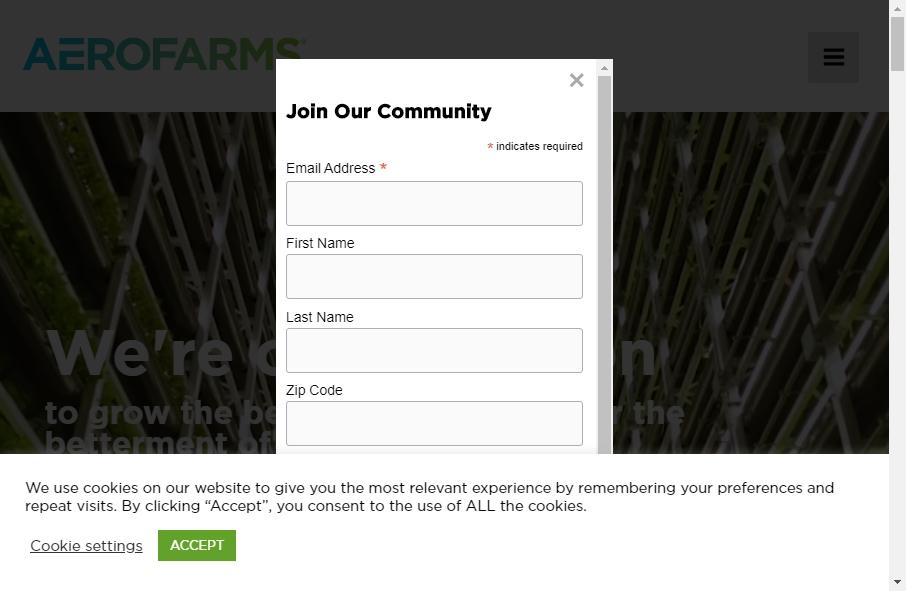 14 Amazing Farming Website Design Examples in 2021 18