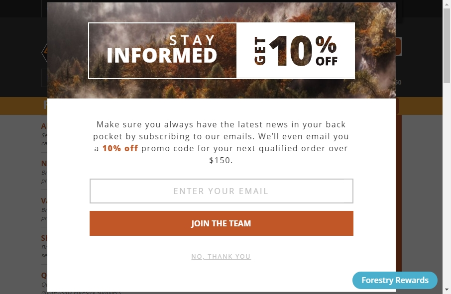 12 Forestry Website Examples to Inspire Your Site 18