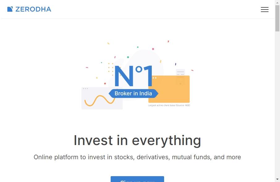 12 Amazing Stock Broker Website Design Examples in 2021 18