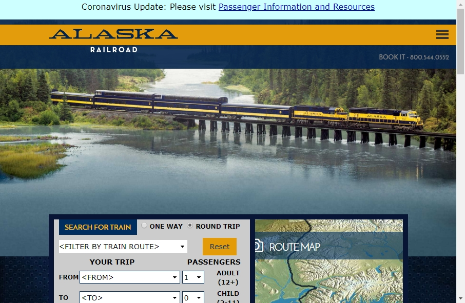 Best Railroad Website Design Examples for 2021 18