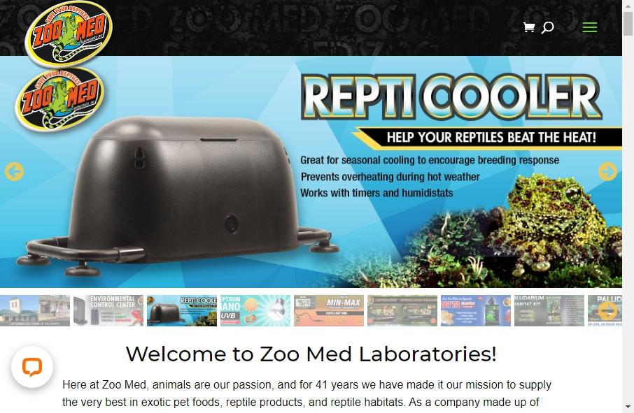 Zoo Websites Design 18