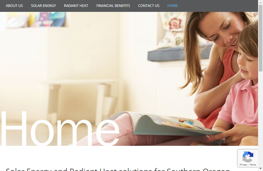 Alternative Energy Website Designs 17