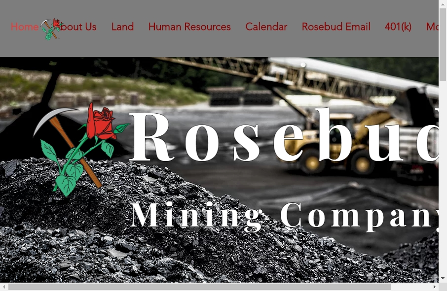 Examples of Coal Mining Websites With Fantastic Designs 18