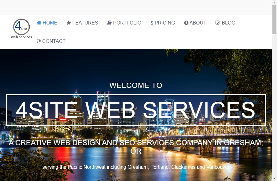 Examples of Inspirational Web service Websites 18