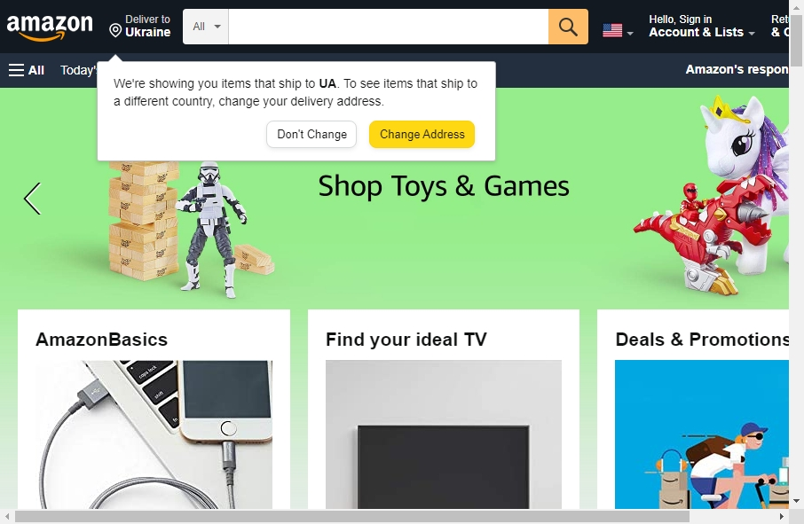 13 Great eCommerce Website Examples 18