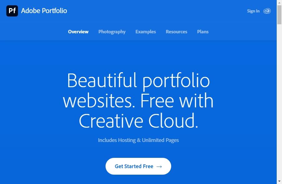 12 Amazing Portfolio Website Design Examples in 2021 18