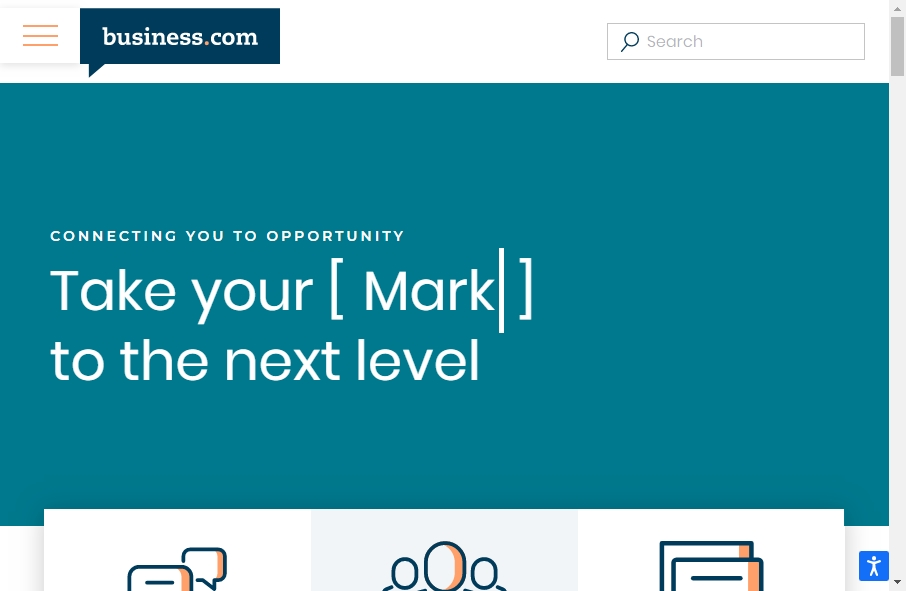 9 Examples of Business Websites With Fantastic Designs 18