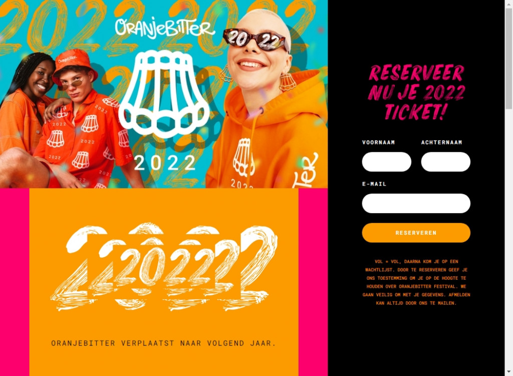 Colorful Web Designs To Inspire You 18
