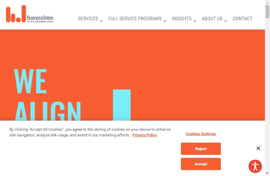 B2BWebsites Design 17