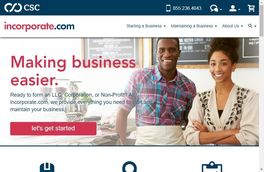 13 Amazing Corporate Websites Design Examples in 2021 18
