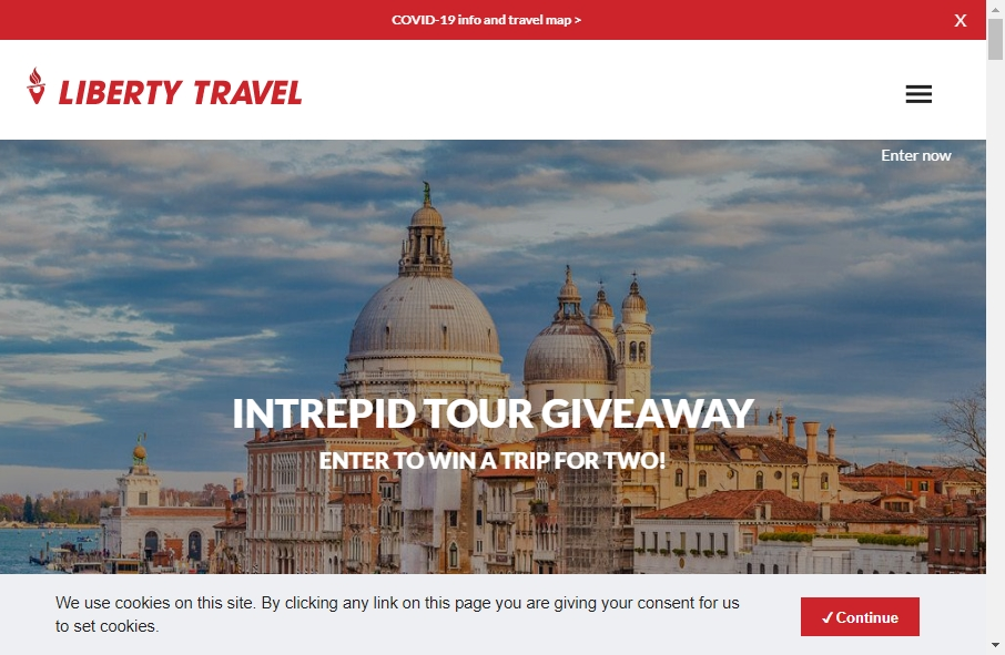 18 Best Travel Website Design Examples for 2021 18