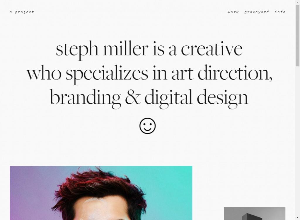 Best Minimalist Websites Design Ideas – Web Design Inspirations 18