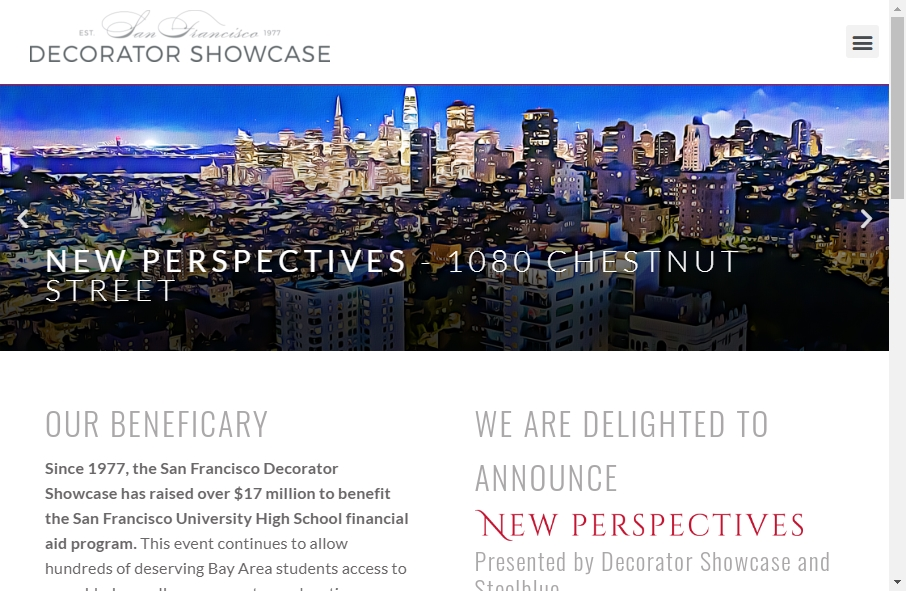 Showcase Websites Examples 18