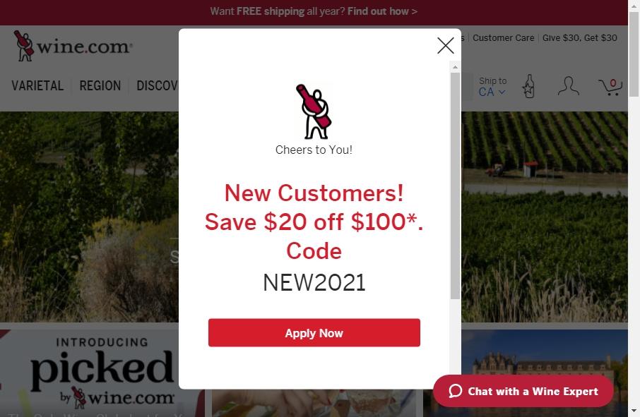 16 Best Wine Website Design Examples for 2021 17