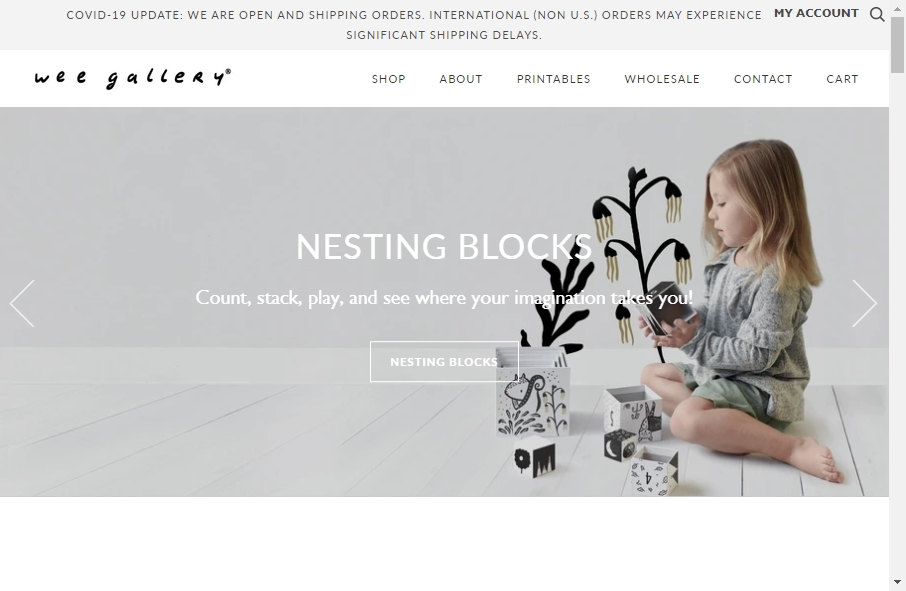 15 Examples of Gallery Websites With Fantastic Designs 18