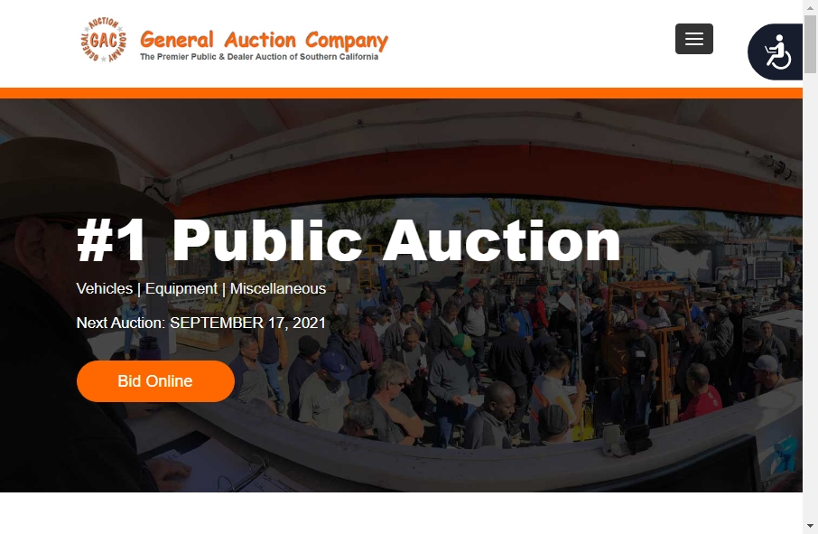 14 Great Auction Websites Examples 17