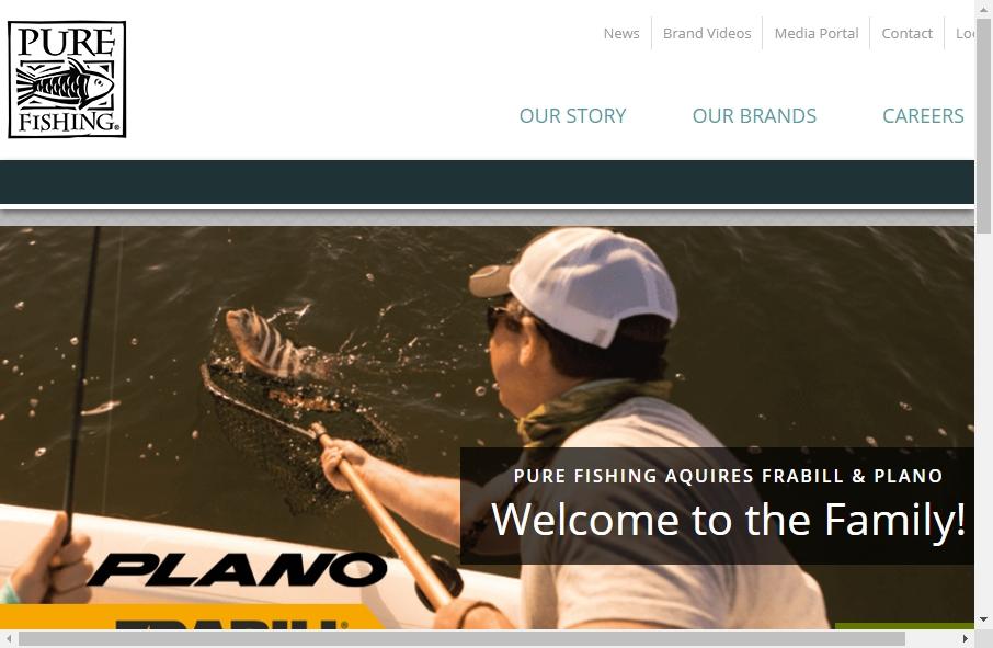 13 Best Fishing Websites Design Examples for 2021 18