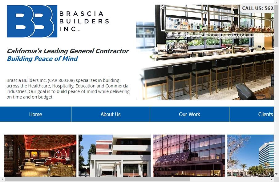 Builders Website Design 18