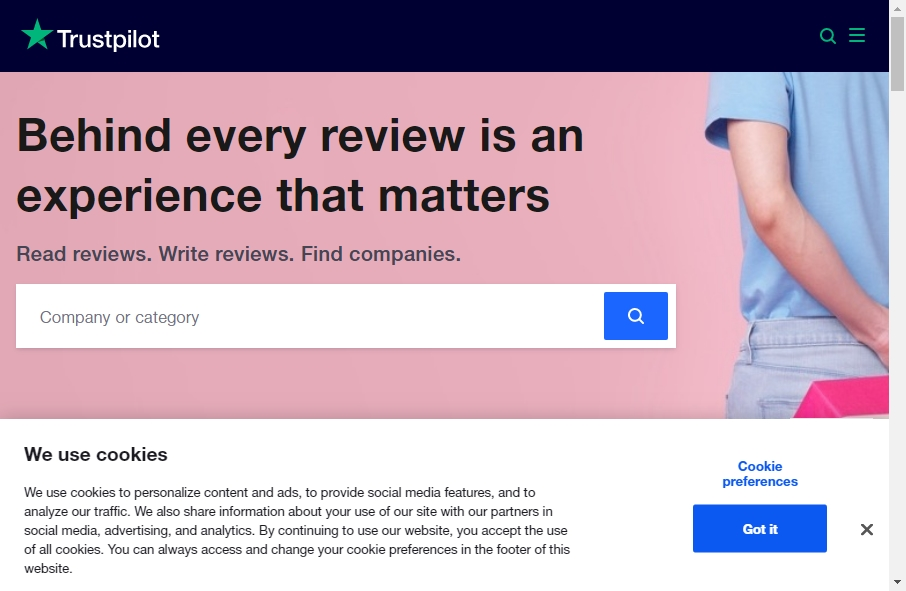 15 Best Review Website Design Examples for 2021 18