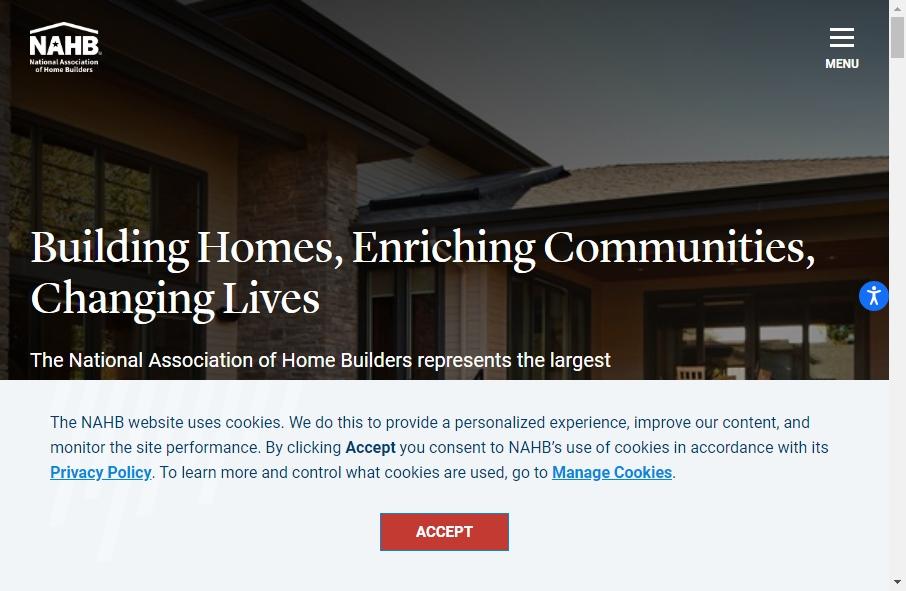 Home Builder Websites Examples 26