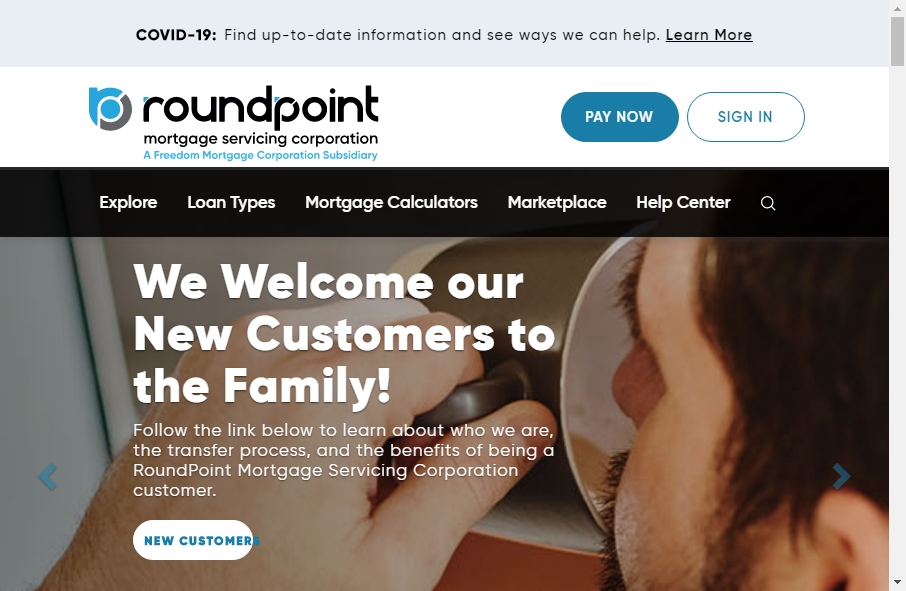 11 Examples of Inspirational Mortgage Websites 22