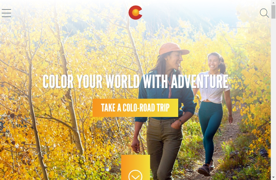 17 Examples of Tourism Websites With Fantastic Designs 27