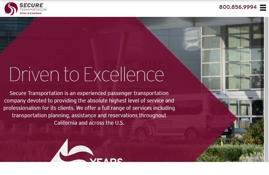 15 Amazing Transportation Website Design Examples in 2021 27