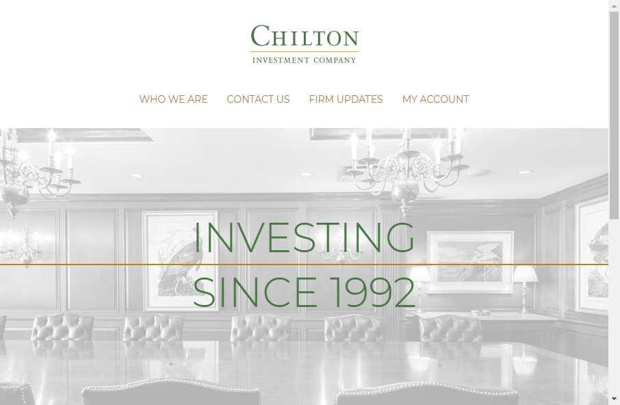 18 Great Investment Website Examples 25