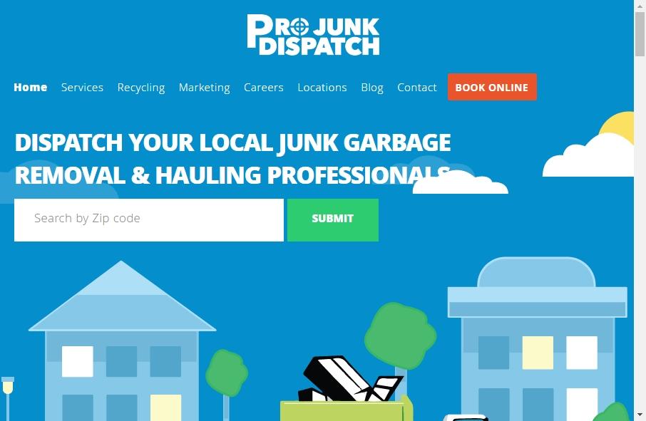 16 Examples of Inspirational Waste Management Websites 27
