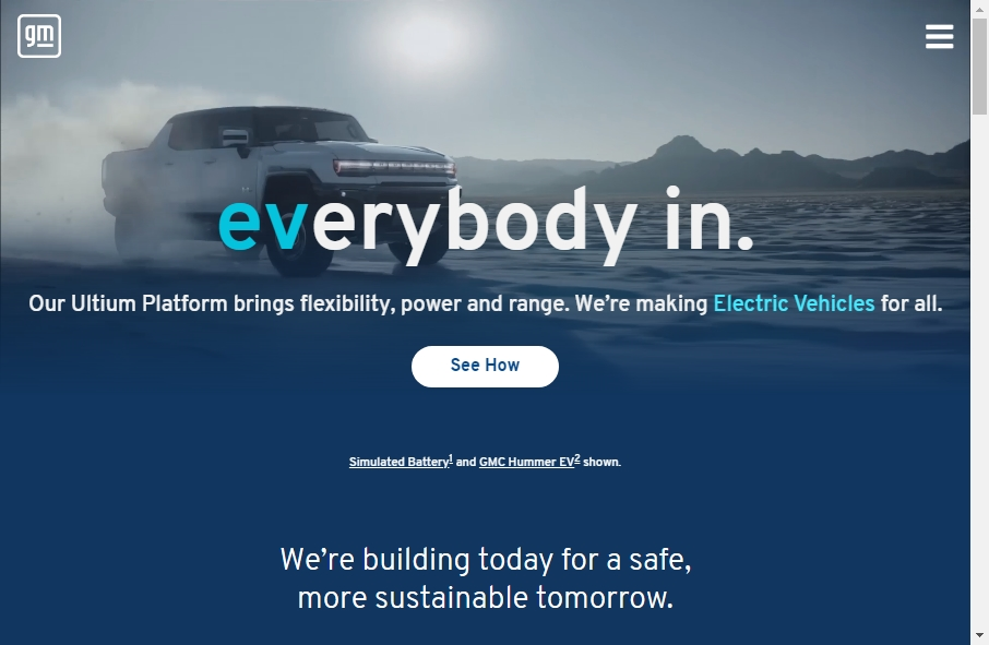 22 beautifully designed Vehicles website examples in 2021 26