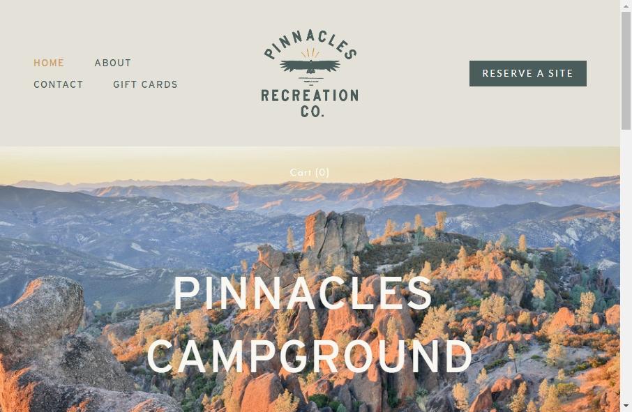 15 Amazing Recreation Website Design Examples in 2021 27