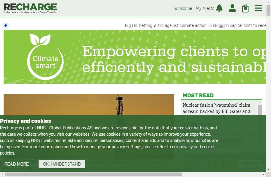 Alternative Energy Website Designs 24