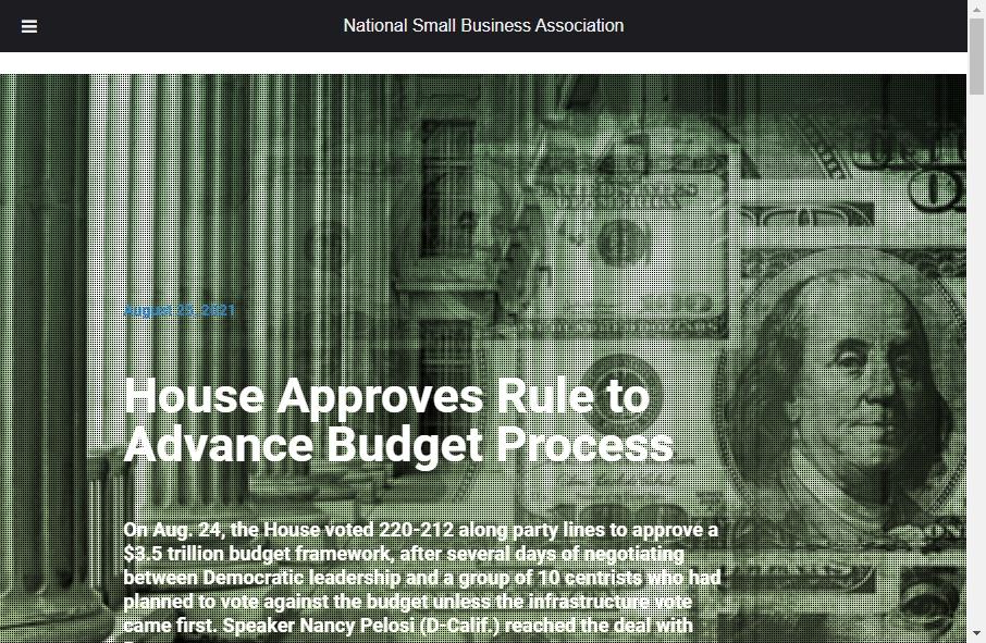 13 Best Business Association Website Design Examples for 2021 24